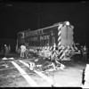 Switch engine vs truck accident, 1957