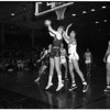 Basketball -- Ohio State versus University of Southern California, 1957