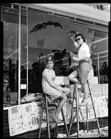Arcadia Halloween, 1957