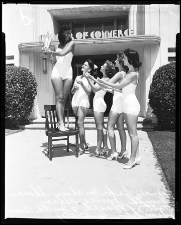 """Miss Torrance"", 1957"