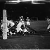 Pro football -- Los Angeles Rams vs. Washington, 1960