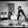 Lanai road school, 1958