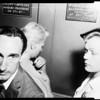 Fur robbery suspect, 1958.
