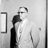 Acting chief of police of San Marino, 1958
