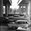 Venice freeway overpass, 1959