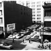 Parking lot feature, 1960