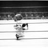 Art Aragon and James Carter fight, 1951