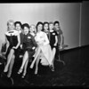 Goose Girl finalists at Hollywood Park, 1957