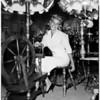 Furniture show at Furniture Mart, 1958