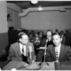 Un-American activities hearing (Federal Building), 1956