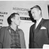 Murder suspect, 1960