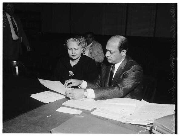 Will case, 1958