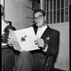 Flynn arrest, 1957