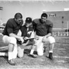Football: University of Southern California spring training, 1961
