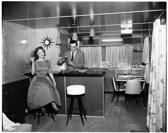 Trailer Life Show (opening), 1958