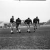 Football - Ohio State squad, 1957