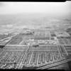 Santa Fe Springs aerial shots, 1957