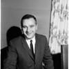Distinguished Service Award, Pasadena Junior Chamber of Commerce, 1958