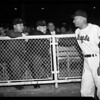 O'Malley at Wrigley, 1957
