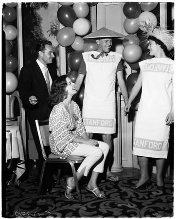 Coronets ball, 1958
