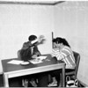 Narcotics arrest, 1958
