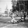Baseball -- USC versus Crowly All Stars, 1958