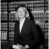 Penniman divorce case, 1958