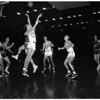 Basketball -- Ohio State versus University of Southern California, 1957