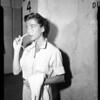Drunk driving case, 1957