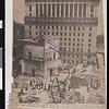 WPA workmen demolishing old Courthouse at work, 1936