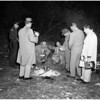 Body found in San Bernardino (unidentified), 1958