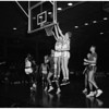 Basketball -- UCLA vs Saint Marys, 1957