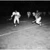 Football -- Los Angeles Rams versus the New York Giants, 1960