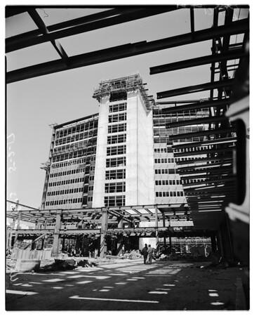 Union Oil Company building, 1957