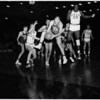 Basketball -- UCLA versus Washington State, 1958