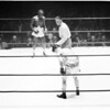 Art Aragon and James Carter fight, 1951