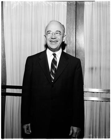 Presbyterian ministers convention, 1958