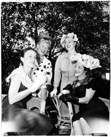 New lifelighters, 1958