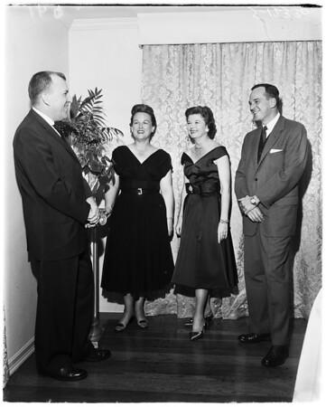 Society... Charity League of Santa Monica, 1958