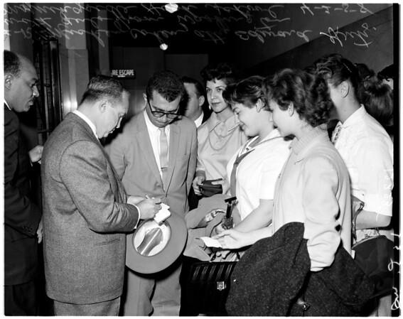 Cohen trial, 1958