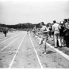 University of California Los Angeles vs. University of Southern California track meet, 1961