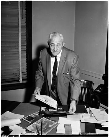Hansen interview, 1958