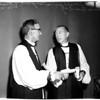 Bishop Bloy dedication services, 1958