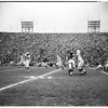 Football -- Los Angeles Rams versus Colts, 1957