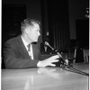 Marriage mill hearing, 1958