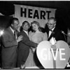 Heart Fund drive, 1958