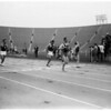 Track -- University of Southern Ccalifornia vs. Occidental College, 1957
