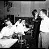 Russian language class (Caltech JPL), 1958.