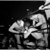 Boxing - Aragon versus Vejar, 1958