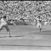 Baseball World Series, fourth game (Second game in Los Angeles), Los Angeles versus Chicago White Sox, 1959